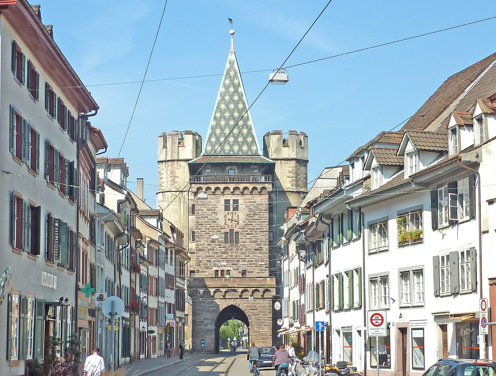 Top things to see and to do in Basel Switzerland