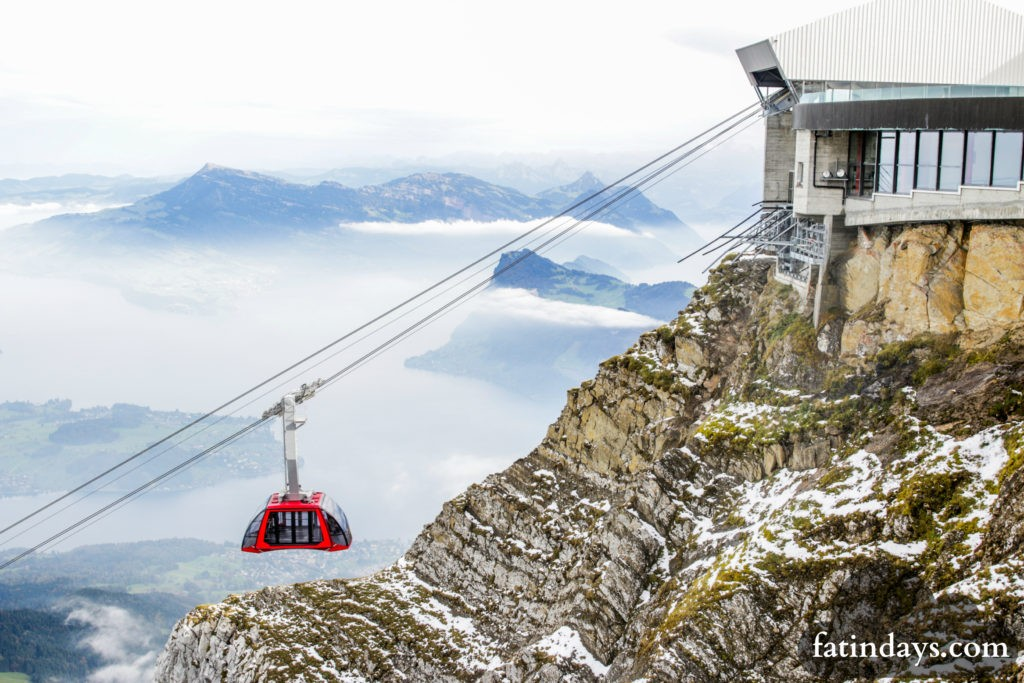 ultimate guide to travel to Mount Pilatus Lucerne