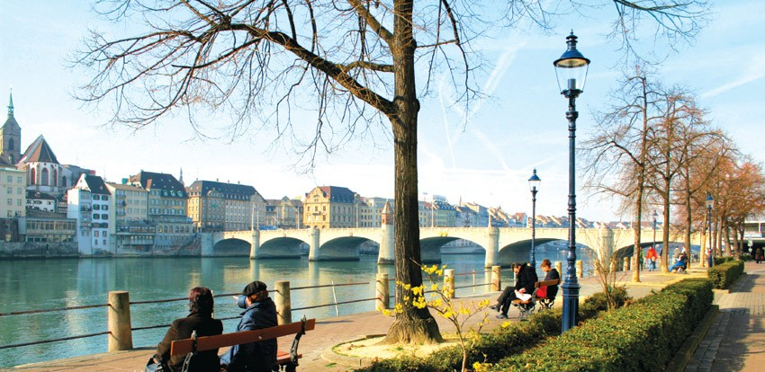 what to visit in Basel