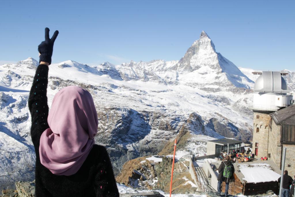 matterhorn zermatt how to go