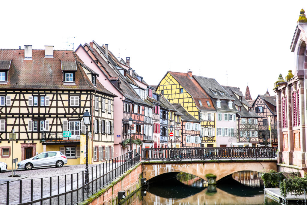 Colmar main attractions