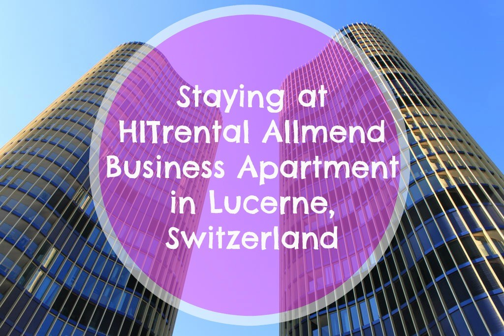 HITrental Allmend Studio Apartment Hotel Review