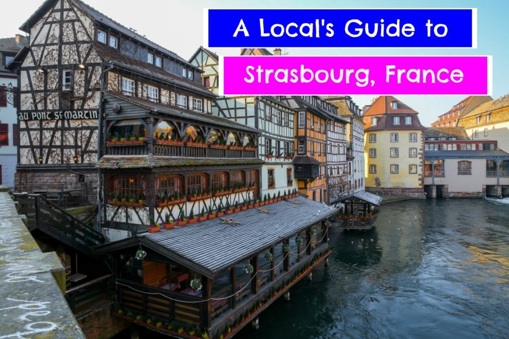 Strasbourg travel tips