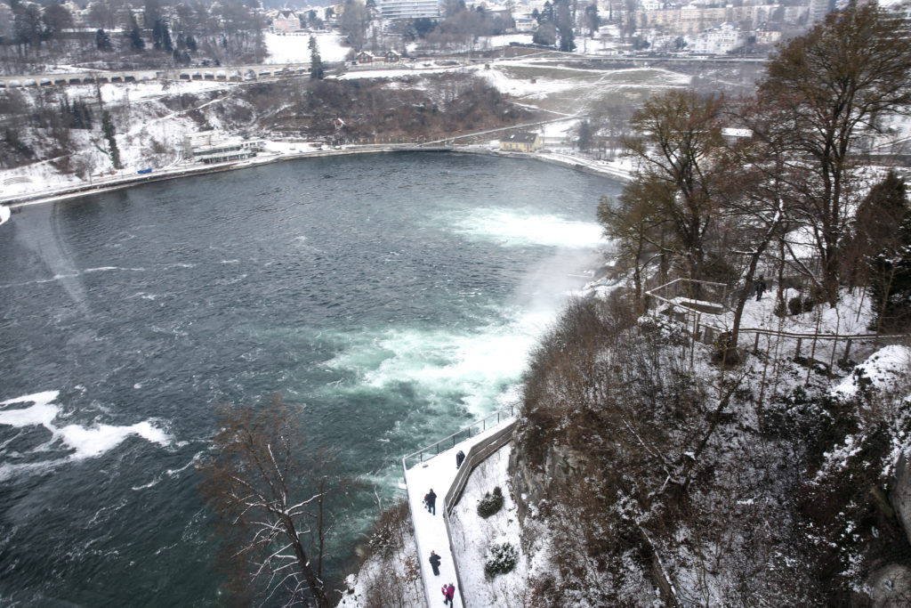 things to do in rhine falls switzerland