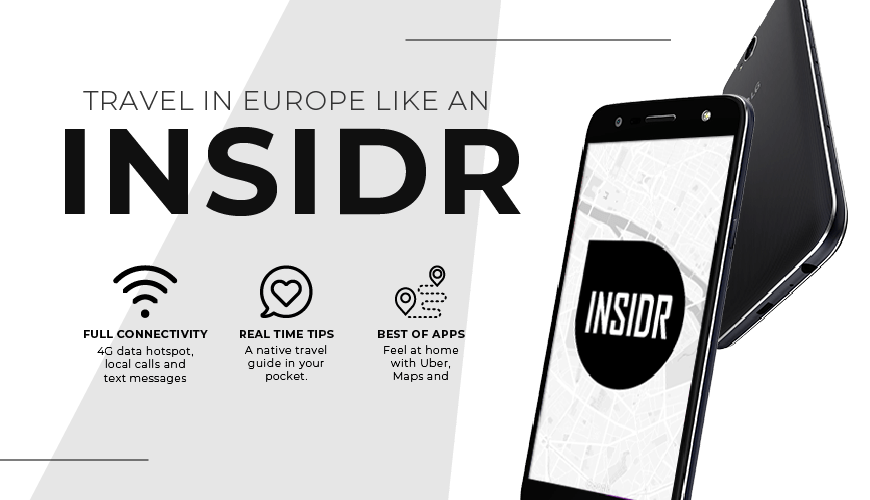 travel in europe like an insider