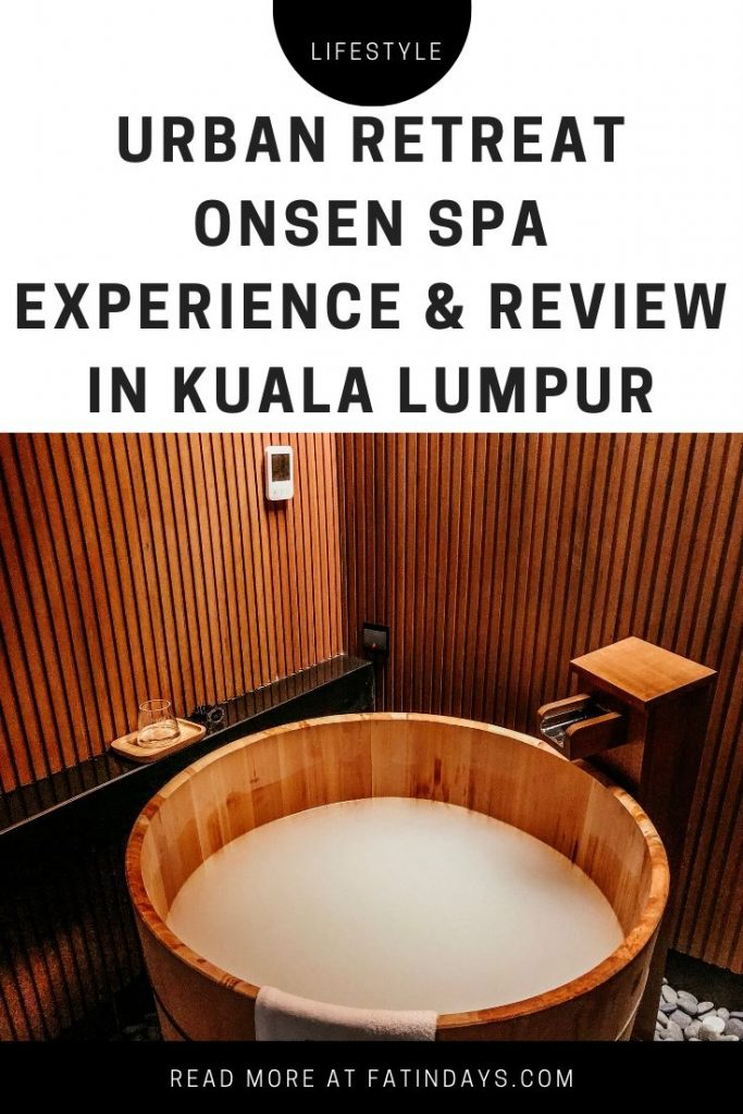 First onsen spa in malaysia blog