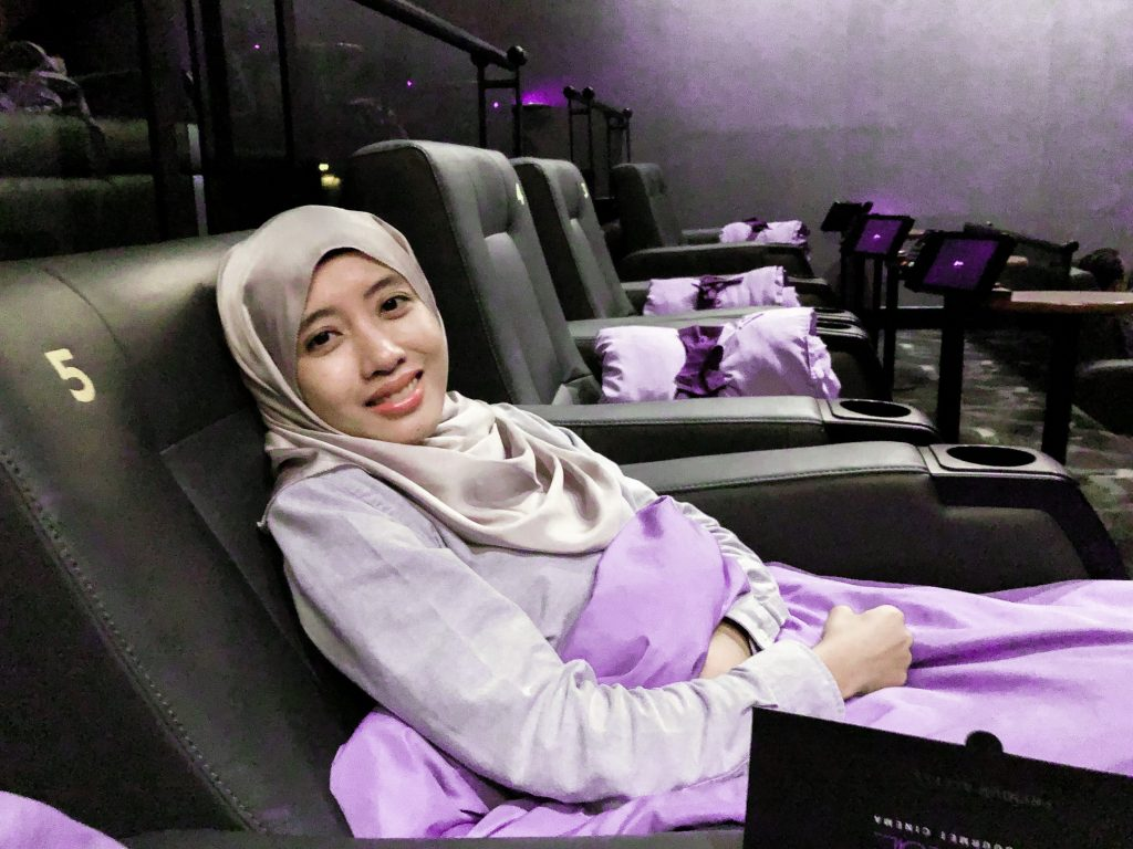 TGV Indulge One Utama Review Experience