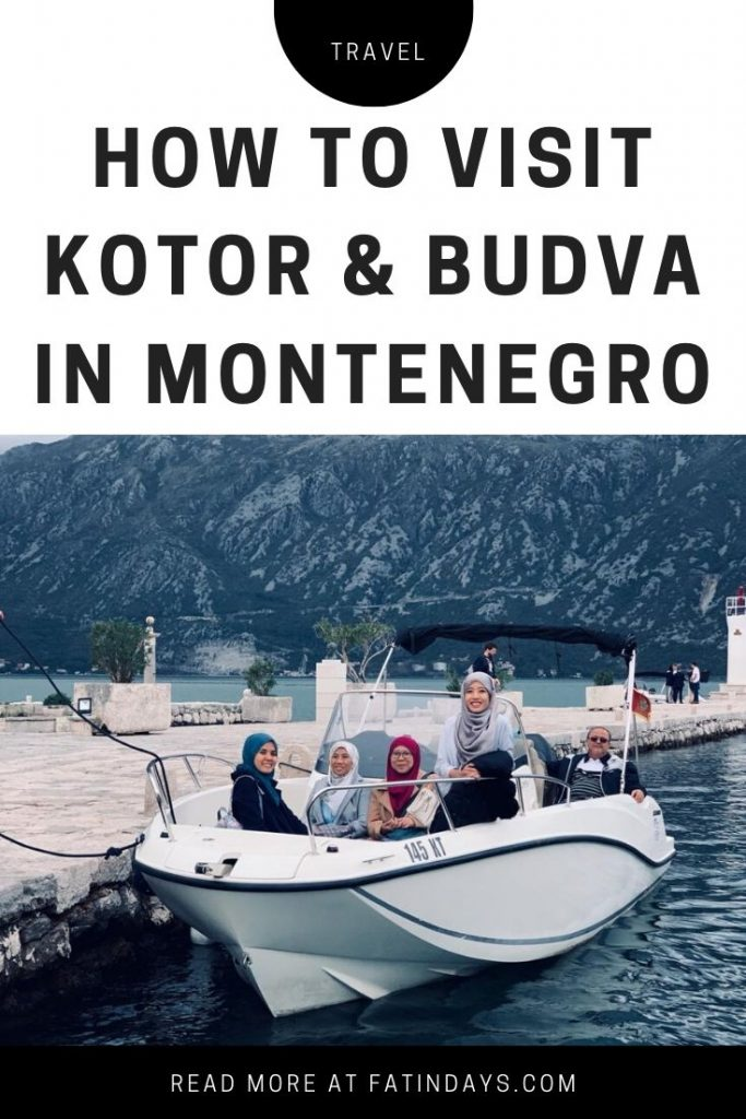 Top Things To Do and See in Kotor and Budva Montenegro