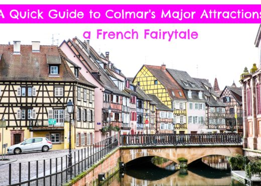 Colmar travel blog